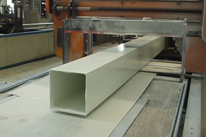 GRP Sheets produced to any sheet size, GRP Cladding and GRP Flat Sheets