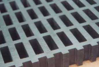 High Load Capacity Grating