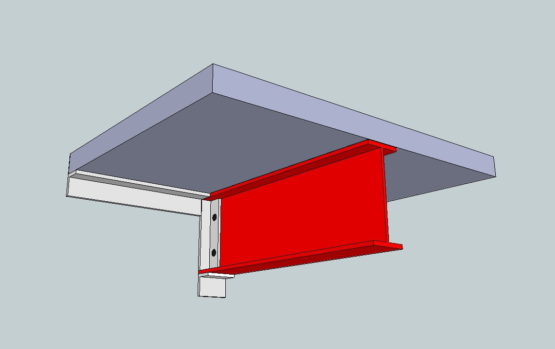 GRP Riser Grating Supports