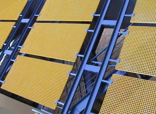 GRP Screen Panels