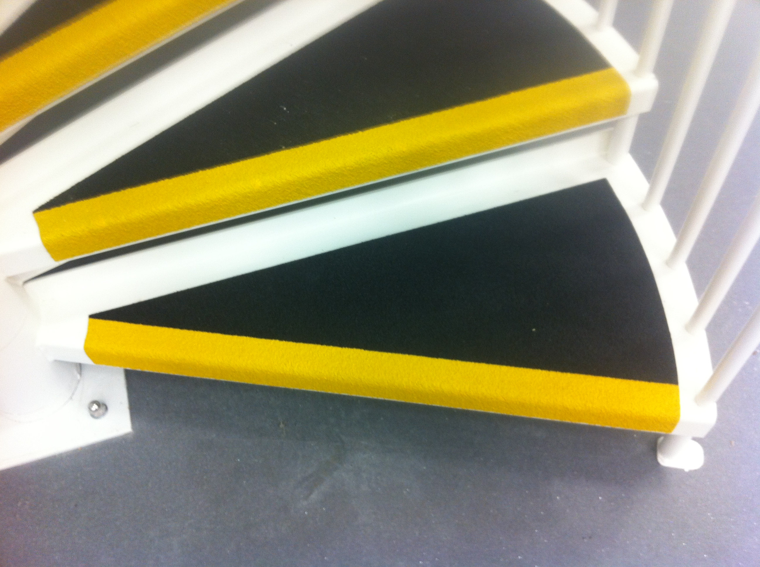 Grp Stair Treads Produced In Various Colours And Held In