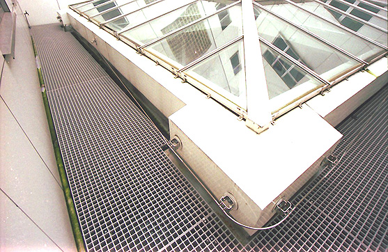 Roof Walkways | Roof Walkway Systems | Rooftop Walkways